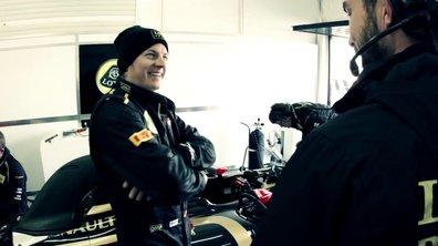 Vidéo F1 : Räikkönen officiellement chez Lotus en 2013