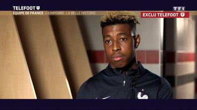 """Exclu Téléfoot - Kimpembe : """"Je veux prolonger mon contrat avec le PSG"""""""