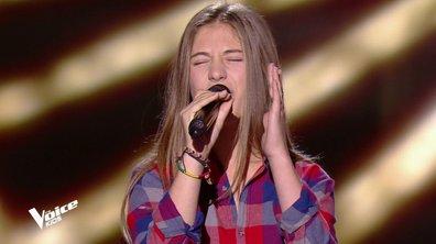 """The Voice Kids 6 - Mila et sa """"folie douce"""" dans l'équipe de Patrick Fiori"""