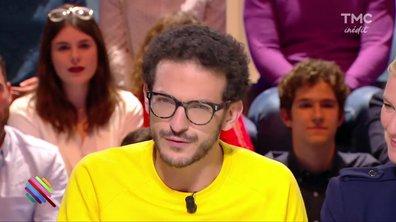"""Le Kiosque de Vincent Dedienne -  """"Allez, Zou !"""" devient """"Hop hop hop on lâche rien"""""""