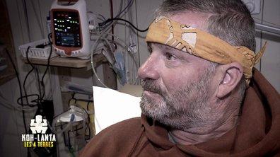 Koh-Lanta, les 4 Terres - François, blessé : «Je suis tellement frustré…»