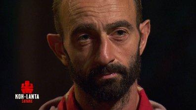 Koh-Lanta - Sébastien, éliminé : « J'ai tenté une stratégie malencontreuse qui s'est retournée contre moi »