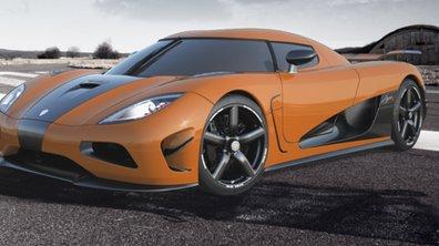 Salon de Genève 2012 : Koenigsegg Agera R avec 1.140 ch !
