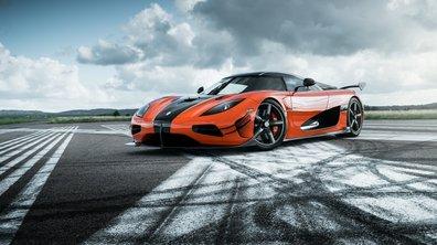 Koenigsegg présentera l'Agera XS à l'occasion de la Monterey Car Week