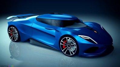 Insolite : un designer imagine la Koenigsegg Legera