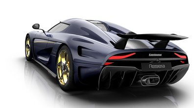 Pour sa Regera, Koenigsegg s'est inspiré... d'une Mazda MX-5