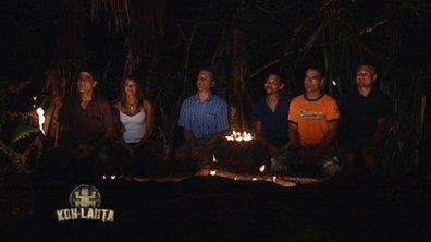 Koh Lanta : le destin de Christina et Patrick entre les mains du jury final