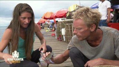 Claire et Sébastien : un duo qui fonctionne à merveille