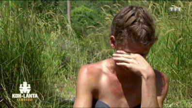Clémentine révèle sa plus grosse phobie sur le camp...