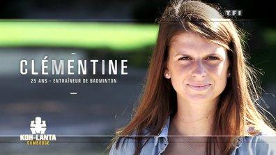 """Clémentine : """"Je n'aime pas perdre !"""""""