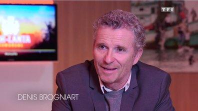 """Denis Brogniart  :""""Ca va partir sur les chapeaux de roue"""""""
