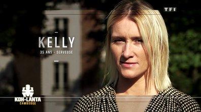 "Kelly : ""J'impressionne au premier regard"""