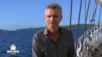 Exclu. Denis Brogniart ému aux larmes aux Fidji