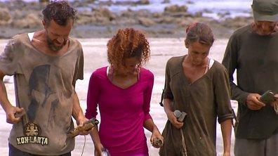 Koh Lanta Johor : Mélissa, Chantal et Marc se qualifient pour les poteaux