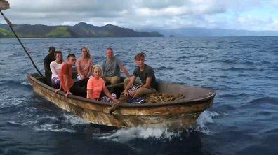 Koh-Lanta, les 4 Terres : la région Ouest et ses aventuriers (orange)