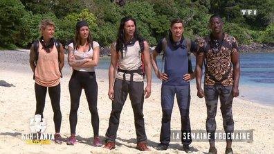 Koh-Lanta : Les cinq Héros s'affrontent dans l'émission 2