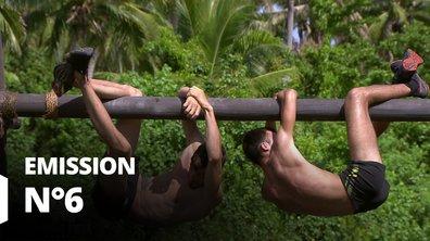 Koh-Lanta : l'île des Héros du 3 avril 2020 - Emission 6