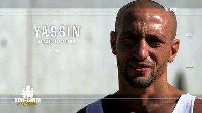"""Yassin : """"Je veux que mon père soit fier de moi"""""""