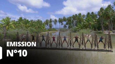 Koh-Lanta du 14 mai 2021 - Emission 10