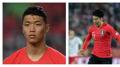 """Corée du Sud :  Hwang Hee-chan et """"Son-aldo"""", le deux lames des Guerriers Taeguk"""