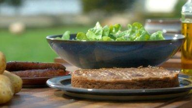 Kouign patatez (galette de pommes de terre bretonne)
