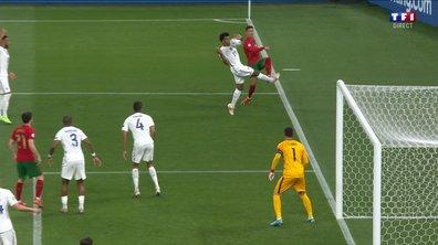 Portugal - France (2 - 2) : Voir le 2ème but de Cristiano Ronaldo en vidéo