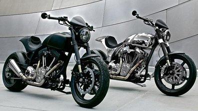 Keanu Reeves lance sa 1ère moto : l'Arch KRGT-1 !