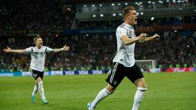 Allemagne - Suède (2-1) : le sursaut d'orgueil de la Mannschaft