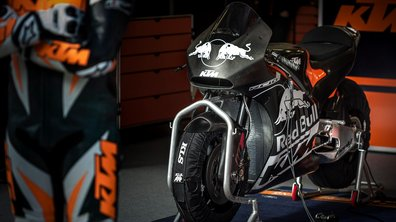 MotoGP : Premiers essais concluants pour la KTM RC16