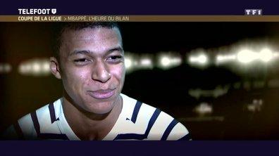 [Exclu Téléfoot 01/04] – Kylian Mbappé : « La Coupe du monde ? Un rêve ! »