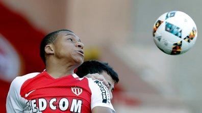 Insolite - AS Monaco : Mbappé devient gardien de but et ce n'est pas une réussite !