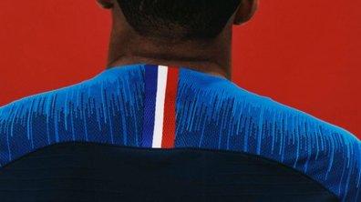 Coupe du monde 2018 / Equipe de France - Le nouveau maillot des Bleus pour le Mondial dévoilé