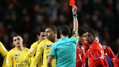 Ligue 1 / PSG - Kylian Mbappé suspendu deux matches par la LFP (mais il pourra affronter l'OM)