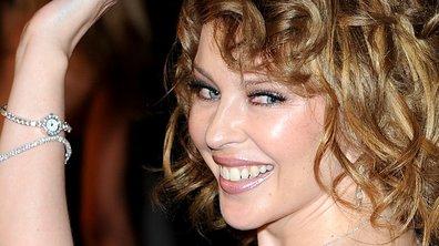 Kylie Minogue dément s'être séparée de son boyfriend