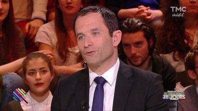 L'absence de soutien de Manuel Valls : Benoit Hamon réagit