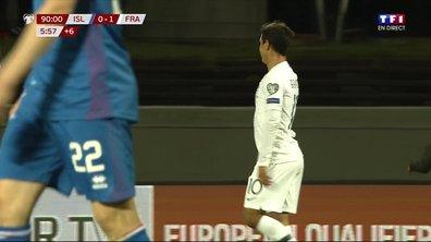 Islande - France (0 - 1) : Voir l'occasion de Ben Yedder en vidéo