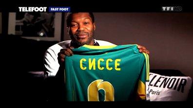 L'addition Téléfoot : Gagnez le maillot de Djibril Cissé !