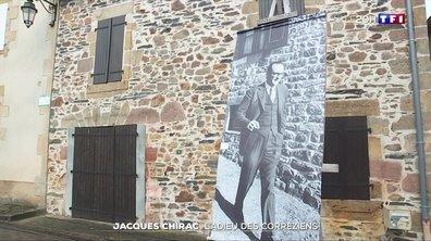 L'adieu des Corréziens à Jacques Chirac