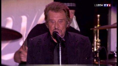 """L'album des """"Vieilles canailles"""" pour revivre la dernière tournée de Johnny Hallyday"""