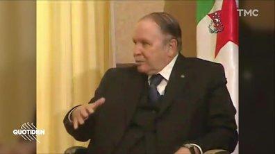 Quand l'Algérie a-t-elle entendu la voix du président Bouteflika pour la dernière fois ?