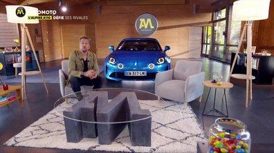 L'Alpine A110 défie ses rivales