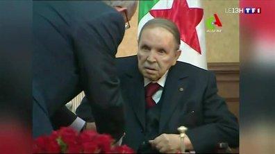 L'ancien président algérien Abdelaziz Bouteflika décédé
