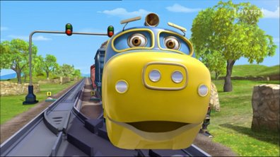 Chuggington - S01 E11 - L'ancienne gare de Chuggington