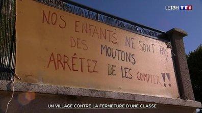 L'angoisse d'un village face à la perte d'une classe à La Chapelle-sur-Coise