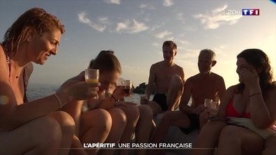 L'apéritif : une passion française
