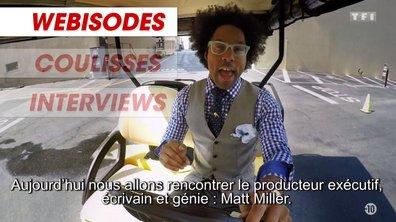 Webisode 1 : Scorsese part à la rencontre de l'équipe de tournage