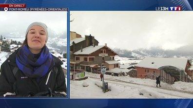 L'arrivée de la neige fait le bonheur des stations de ski des Pyrénées-Orientales