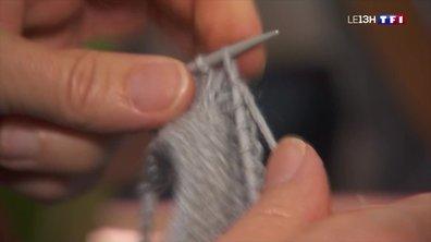 L'atelier tricot, un moment de convivialité