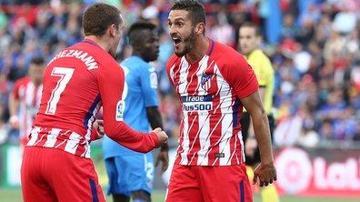 Liga : L'Atlético Madrid, sans trembler, avant d'affronter l'OM en finale de C3