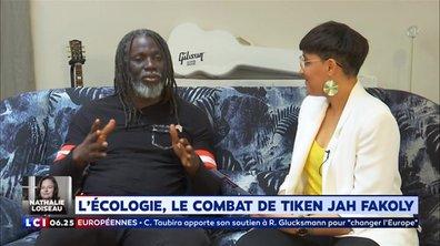 L'écologie, le combat de Tiken Jah Fakoly